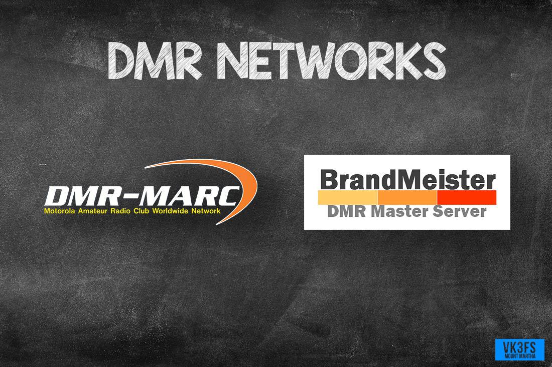 3FS DMR Networks