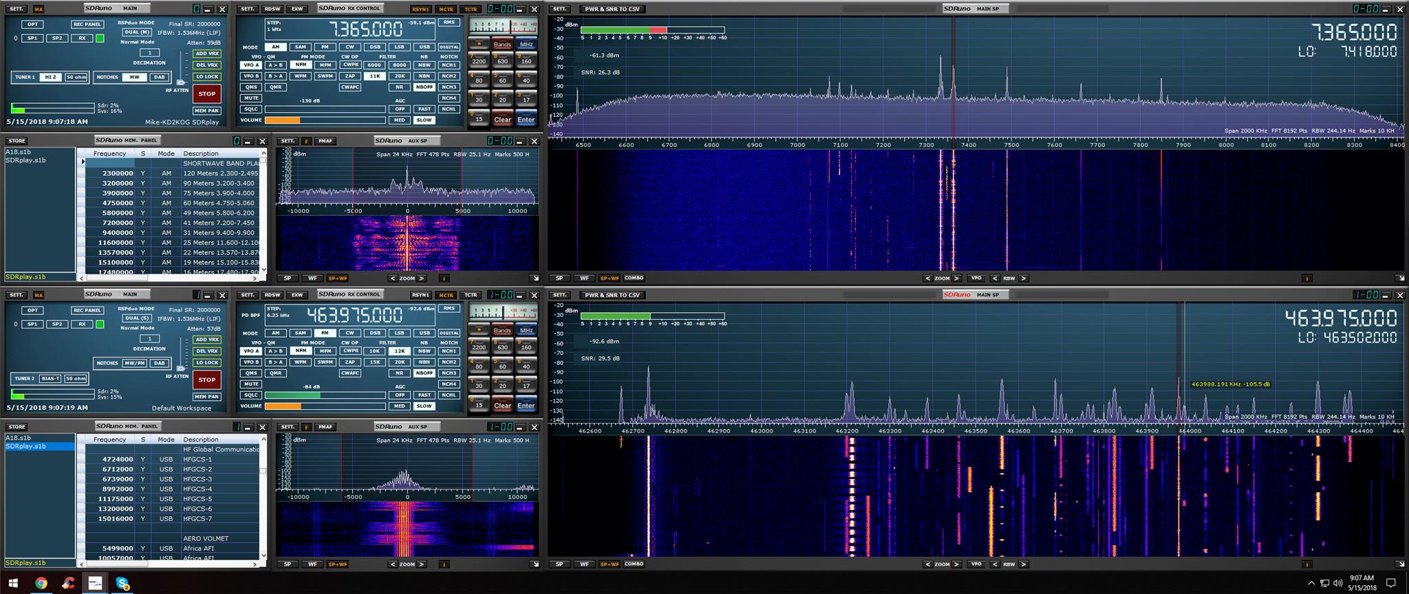 SDRuno - Amateur Radio Software