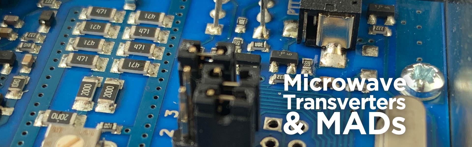 VK33FS 3400 Sg Lab Transverter