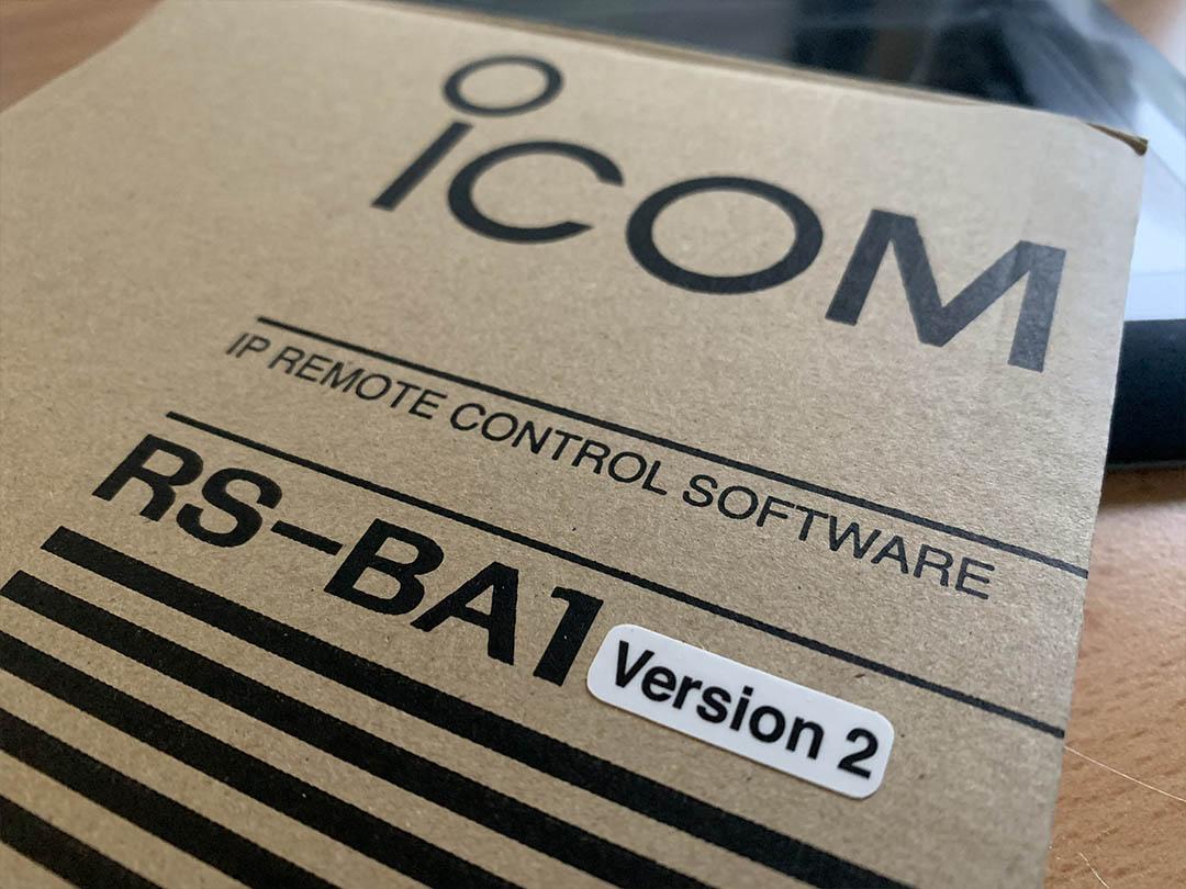 RS-BA1 V2 Software