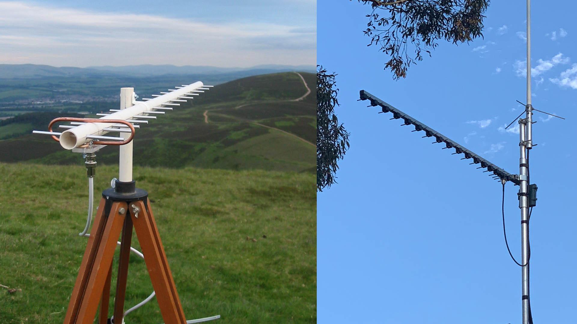 3FS 23cm antennas