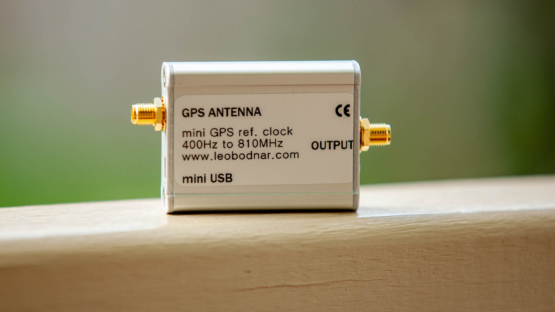 Leo Bodnar Mini Precision GPS Reference Clock